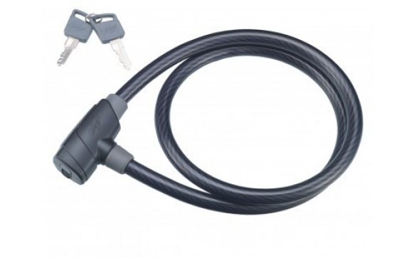 Велозамок BBB Power Safe (10 мм-1000 мм) (BBL-32)