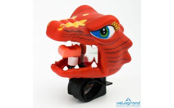 Звонок велосипедный Динозавр