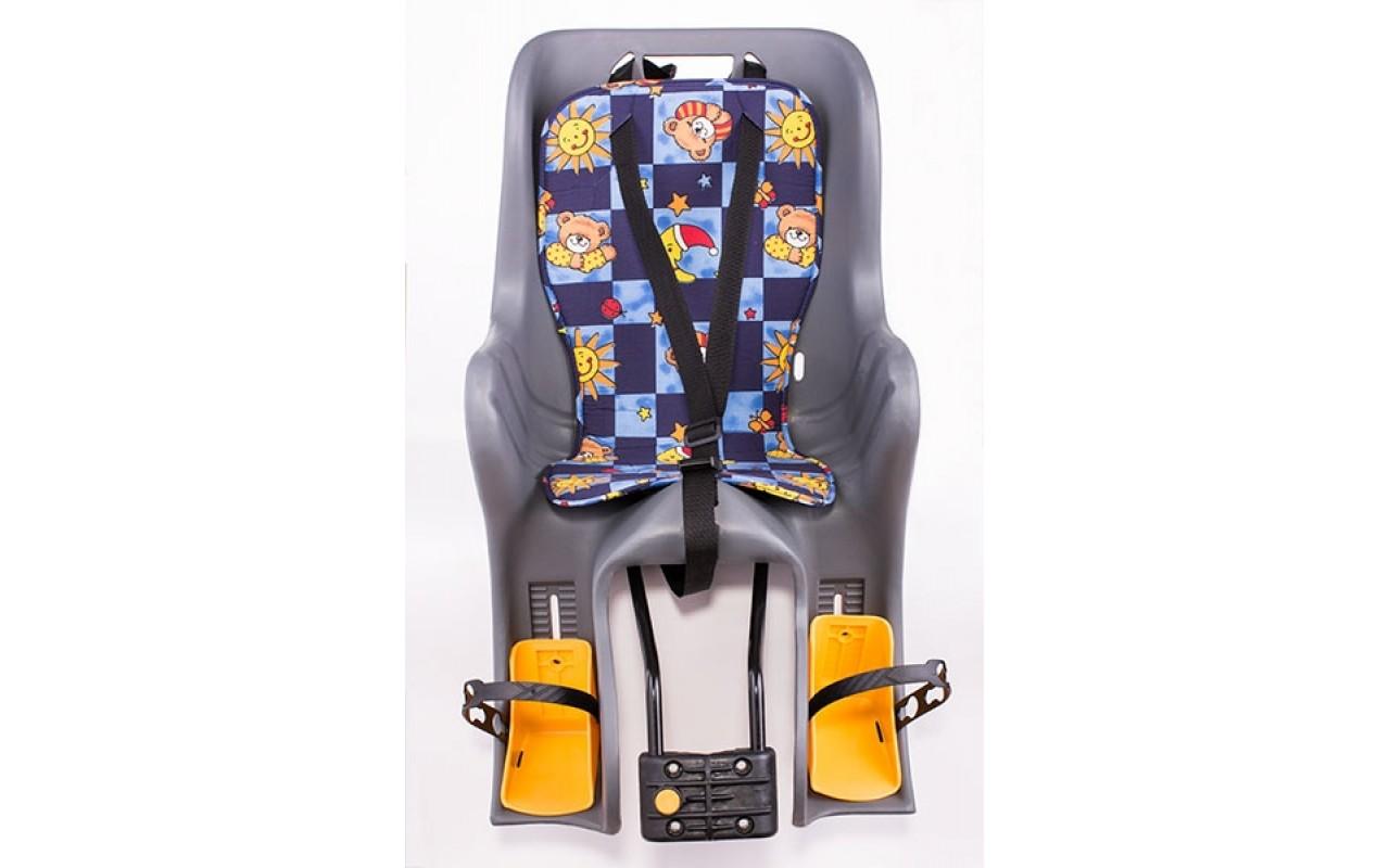 Заднее детское велосипедное кресло gh-928lg