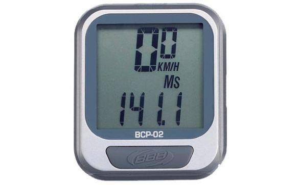 BCP-02 9 функций, проводной, серебро