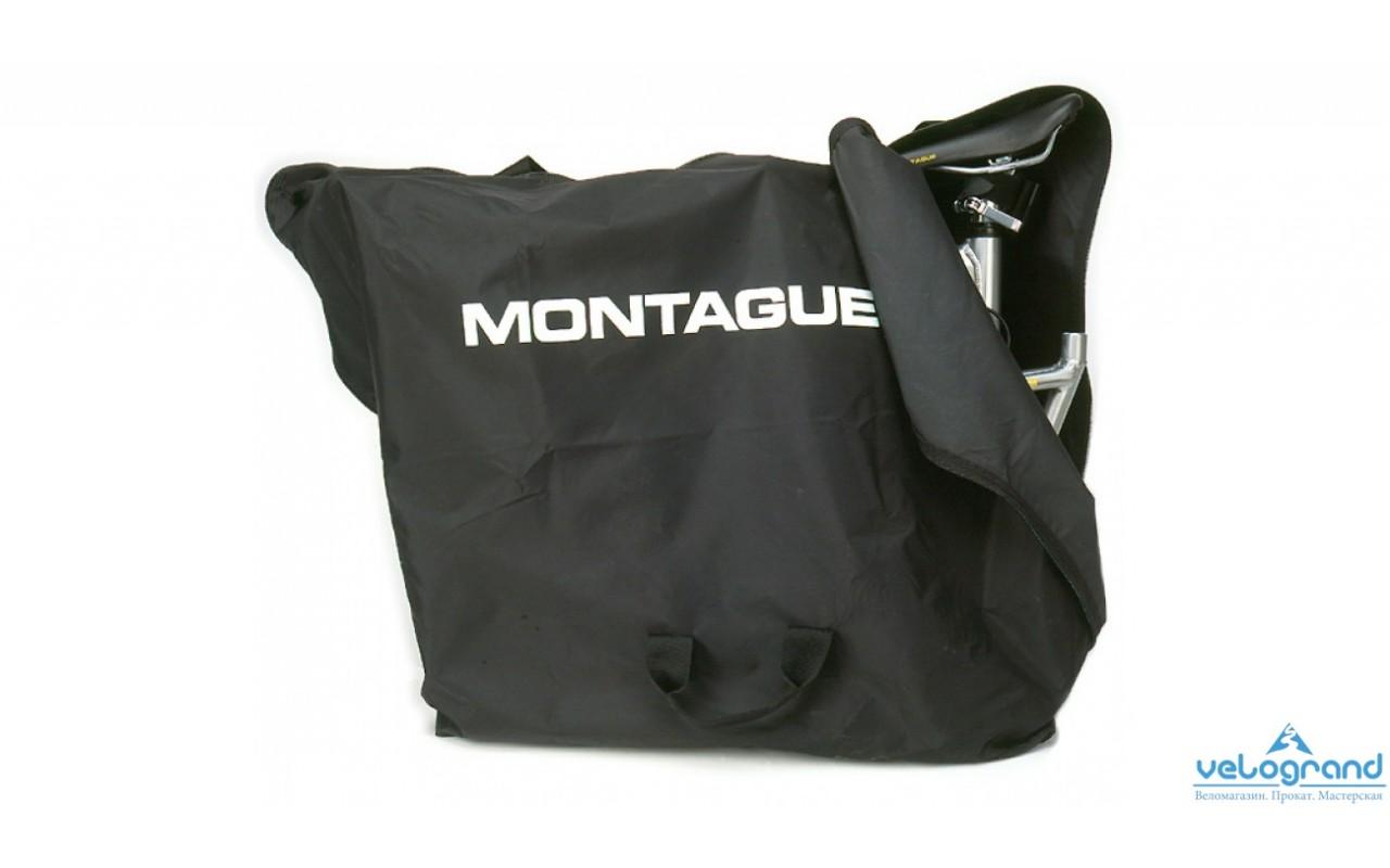 Сумка для складного велосипеда Montague черная