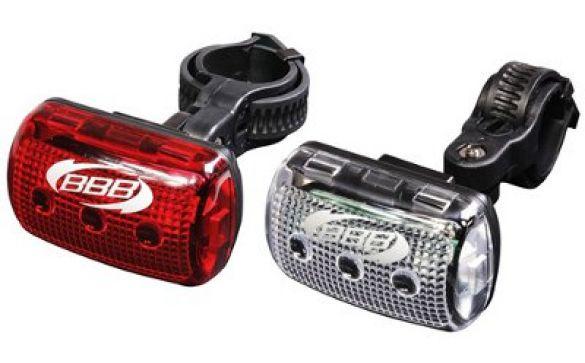 Комплект фонарей BLS-53 micro Led CombiLaser