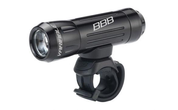 Фонарь передний BLS-62 headlight HighFocus 1.5W LED black 3x AAA