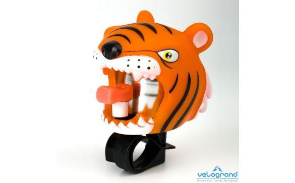 Звонок велосипедный Тигр