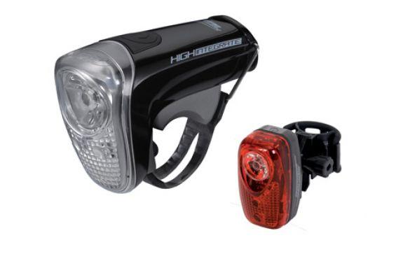 Фонарь передний BLS-45 headlight HighCombo black, HighIntegrate headlight and Highlas