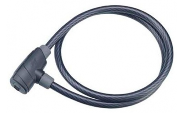 Велозамок BBB PowerSafe 8 mm x 1000 mm straight cable (BBL-32)