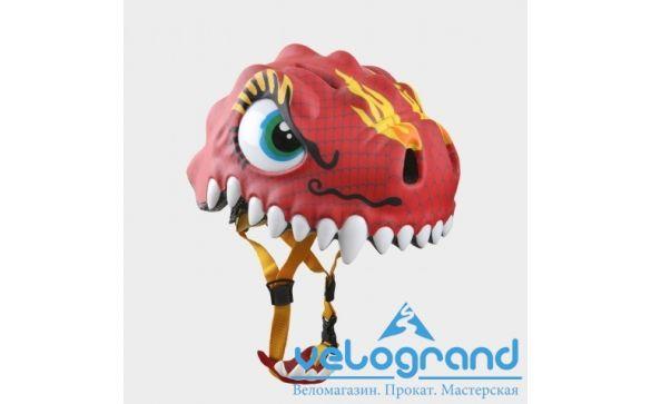 Защитный шлем китайский дракон