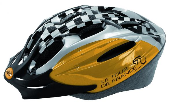 Шлем спортивный р-р 54-58см TOUR DE FRANCE
