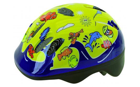 Шлем детский р-р 52-57см Ventura