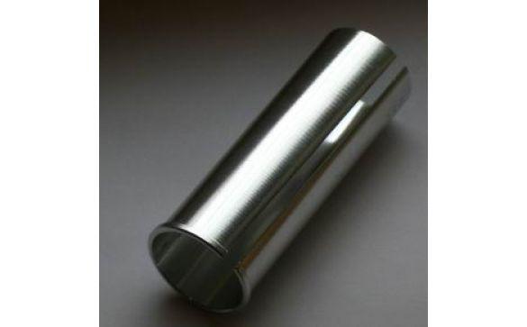 Адаптер для подседельного штыря  внутренний ø25,4мм, наружный 27,0мм.