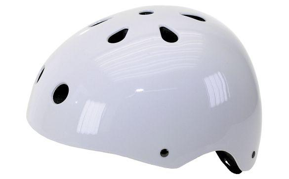 Шлем р-р 54-58см Ventura Белый