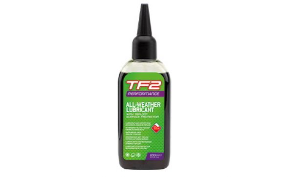 Смазка 100мл TF2 PERFORMANCE LUBRICANT WITH TEFLON Weldtite