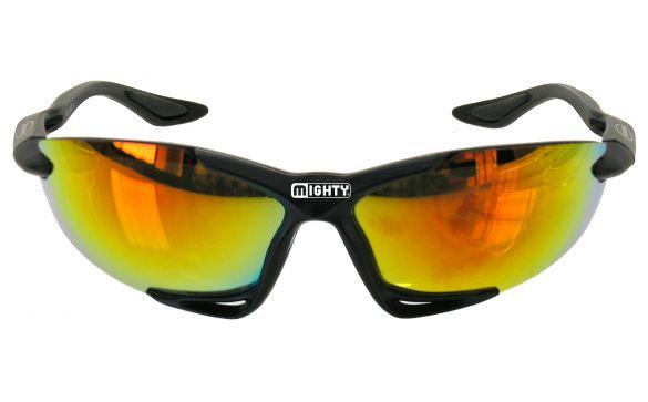 Очки солнцезащитные с черной оправой RAYON G4 MIGHTY