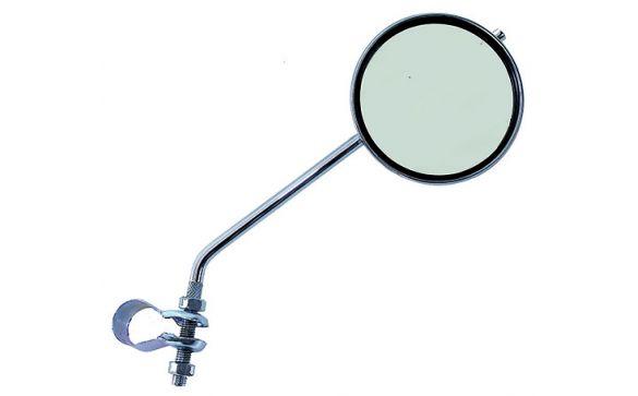 Зеркало плоское круглое ø80мм