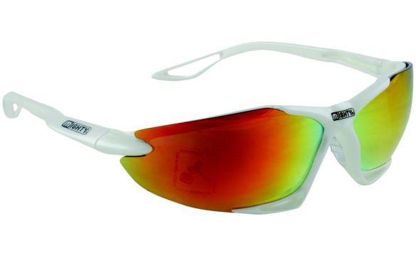 Очки солнцезащитные с белой оправой RAYON G4 MIGHTY