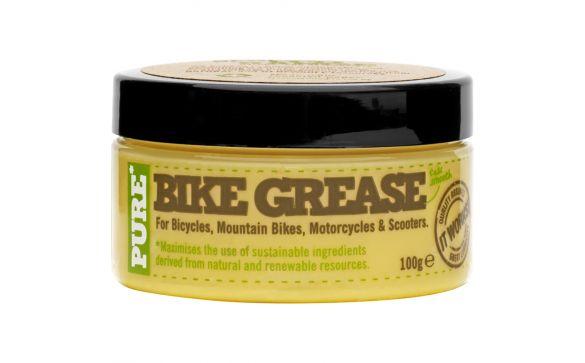 Смазка литиевая BIKE GREASE PURE Weldtite