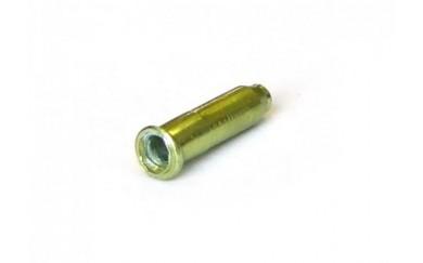 Колпачек-заглушка для тросиков CX88DP CLARK`S Золотистые