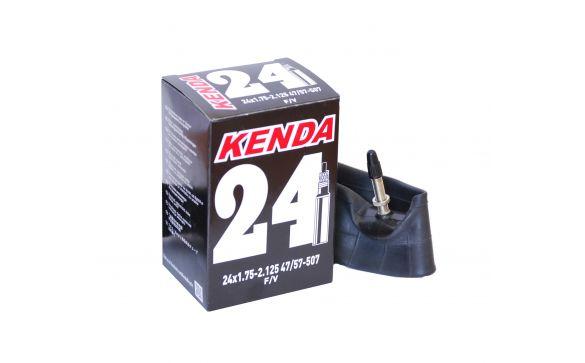 """Камера KENDA 24 24""""х1.75-2.125"""" ниппель спорт"""