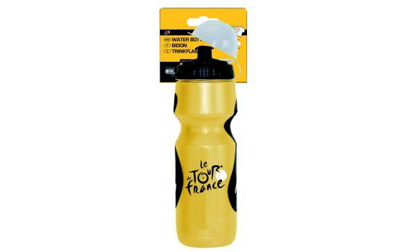 Фляга TOUR DE FRANCE Жолтая 0,8л