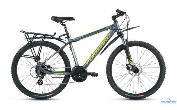 Комфортный велосипед Forward Yukon 2.0 disc (2016)