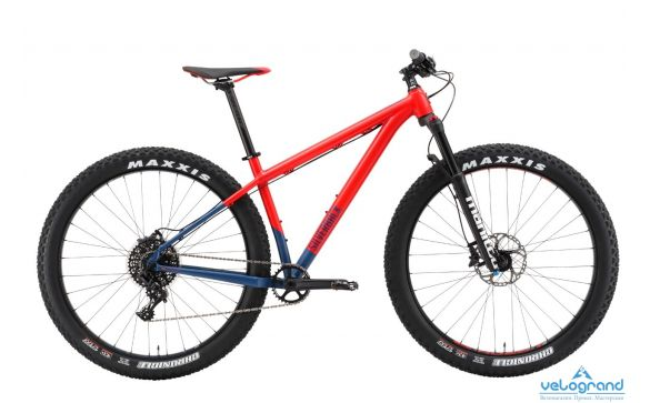 Горный велосипед Silverback Sphere 1 27,5 (2016)