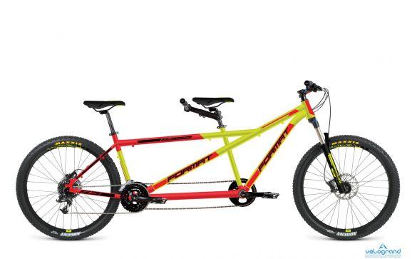 Комфортный велосипед Format 5352 (2016)
