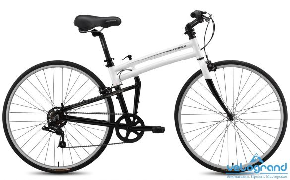 Складной велосипед Montague Crosstown (2015)