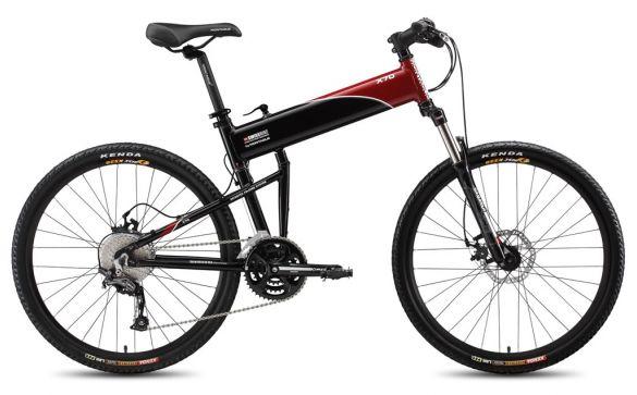Складной велосипед Montague X70 (2014)