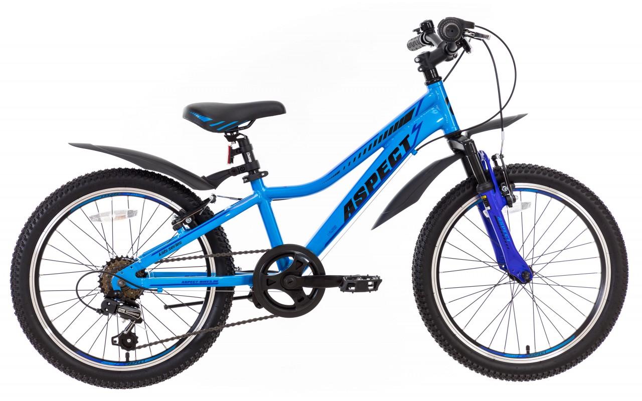 Детский велосипед Aspect CHAMPION BOY 20 (2017)