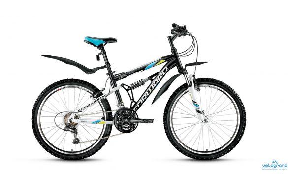 Велосипед двухподвес Forward Edge 1.0 (2016)