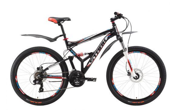 Велосипед двухподвес Stark Jumper 26.2 HD (2017)