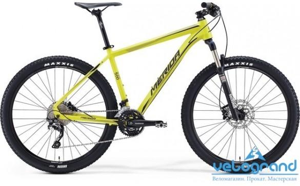 Горный велосипед Merida BIG.SEVEN 500 (2016)