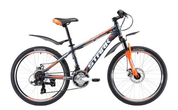 Подростковый велосипед Stark Rocket 24.2 D (2017)