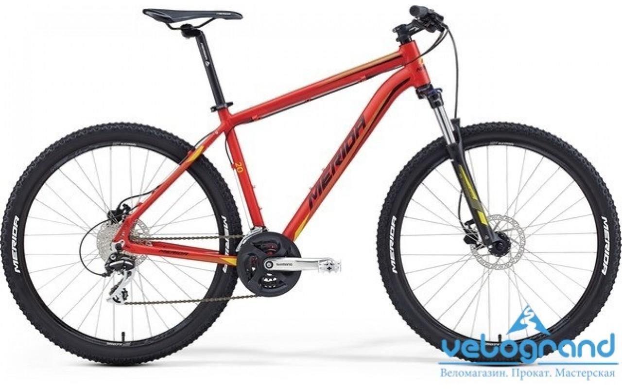 Горный велосипед Merida BIG.SEVEN XT (2016)
