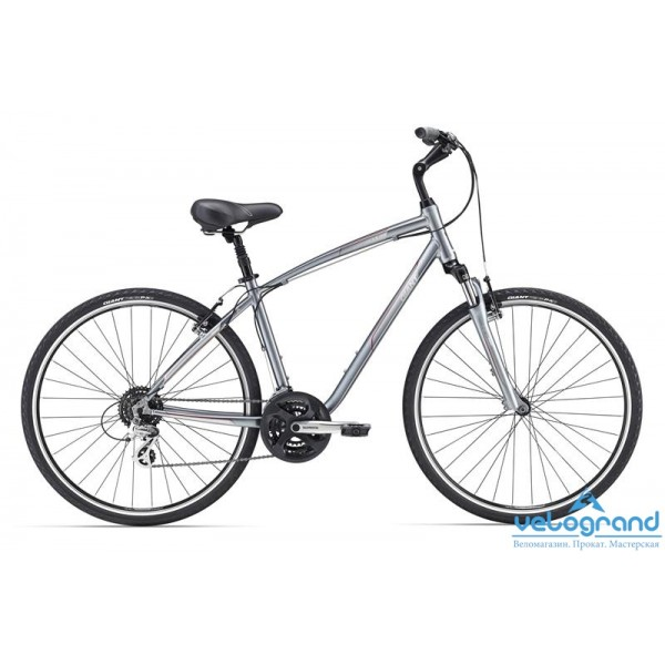 Комфортный велосипед Giant Cypress DX (2016) от Velogrand