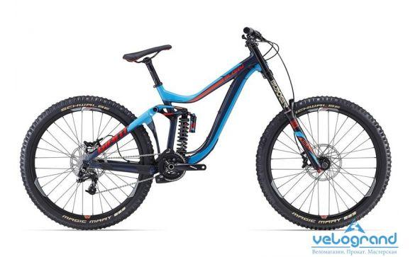 Горный велосипед Giant Glory 27.5 1 (2016)