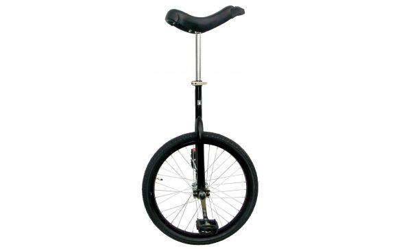 Уницикл 20 одноколесный велосипед черный FUN