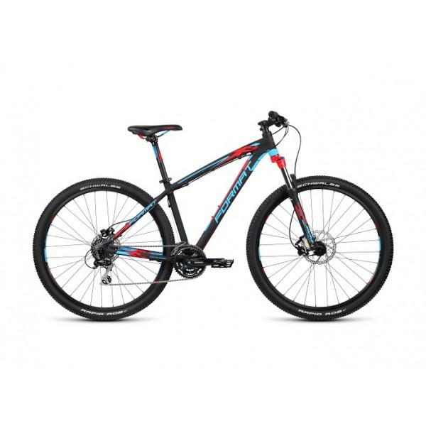 Горный велосипед Format 1412 29 (2015), Цвет Черно-Синий, Размер 16
