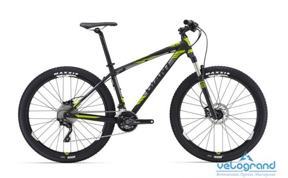Горный велосипед Giant Talon 27.5 1 (2016)