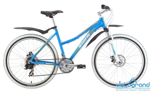 Женский велосипед Stark Chaser Lady Disc (2015)