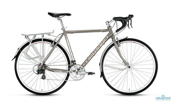 Комфортный велосипед Forward York 1.0 (2016)