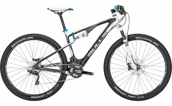 Велосипед двухподвес Bulls Wild Edge 29 (2014)