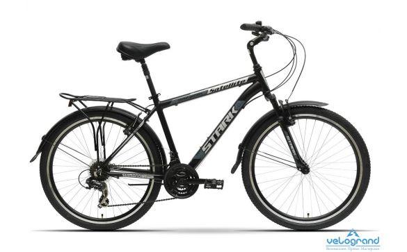 Комфортный велосипед Stark Satellite (2016)