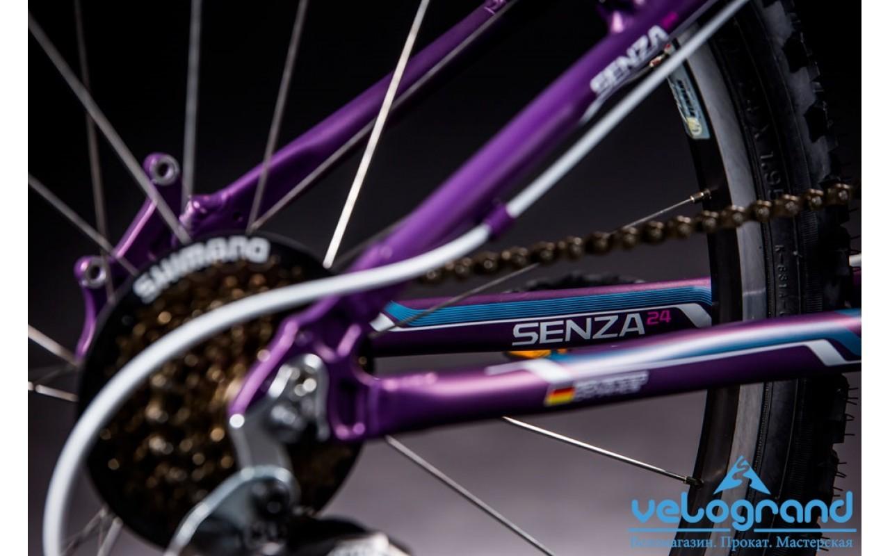Подростковый велосипед Silverback Senza 24 (2015)