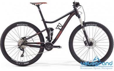 Велосипед двухподвес Merida ONE-TWENTY 600 (2016)