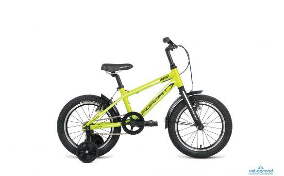 Детский велосипед Format Boy 16 (2016)