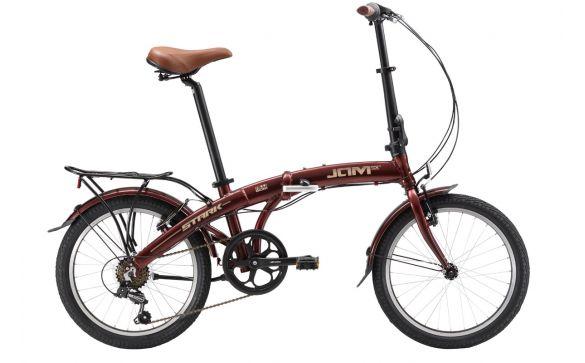 Складной велосипед Stark Jam 20.1 V (2017)