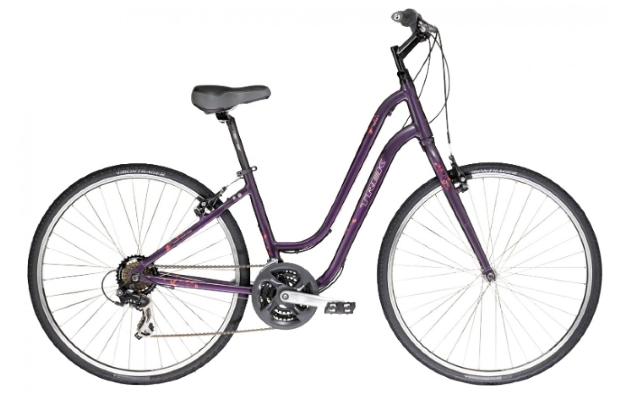 Городской велосипед TREK Verve 1 WSD (2014)