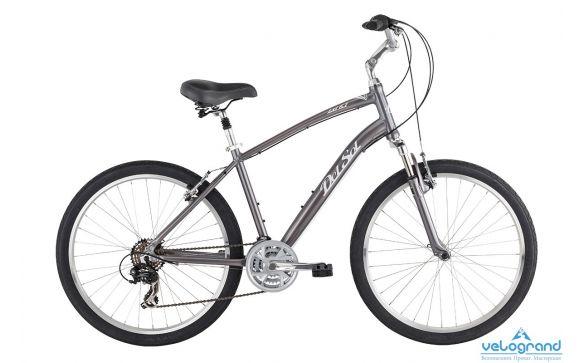 Комфортный велосипед Haro LXI 6.1 (2015)