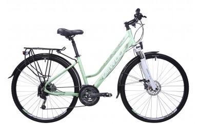 Женский велосипед DEWOLF Asphalt F1 (2016)